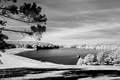 Reservoir View in IR