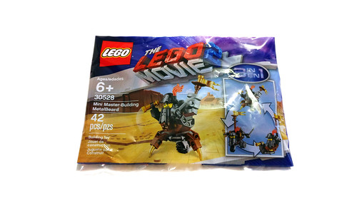 The LEGO Movie 2 Mini Master-Building MetalBeard (30528)