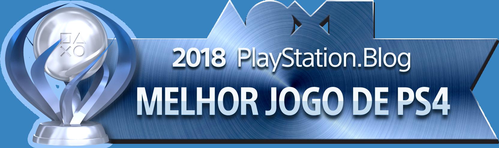 Best PS4 Game - Platinum