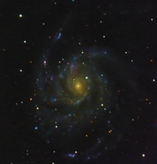 M101 restack