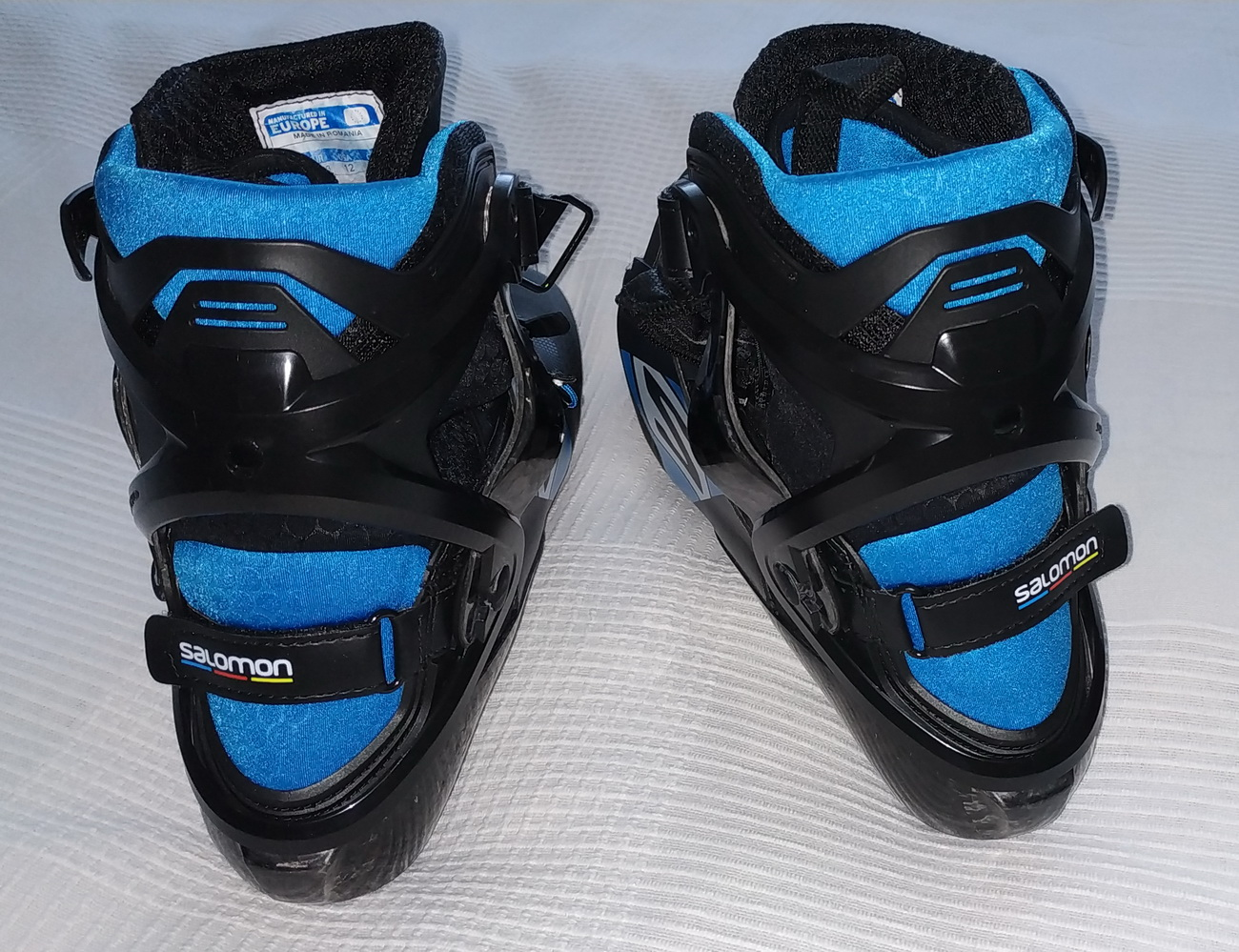 Závodní boty SALOMON S RACE SK PRO PROLINK 17 18 s - Bazar - Běžky.net ba9dcd1cc5
