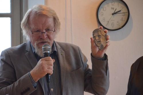 Lars-Olof Johansson, ordf EWK-sällskapet