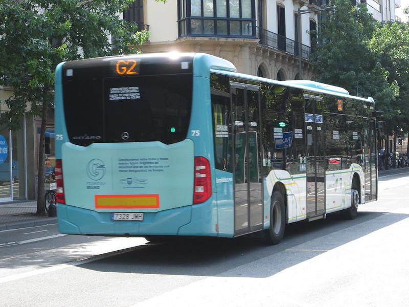 Mercedes Citaro 45800696311_764fee7d88_c