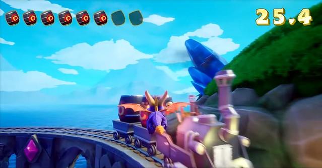 Spyro Reignited Trilogy - Sunny Flight