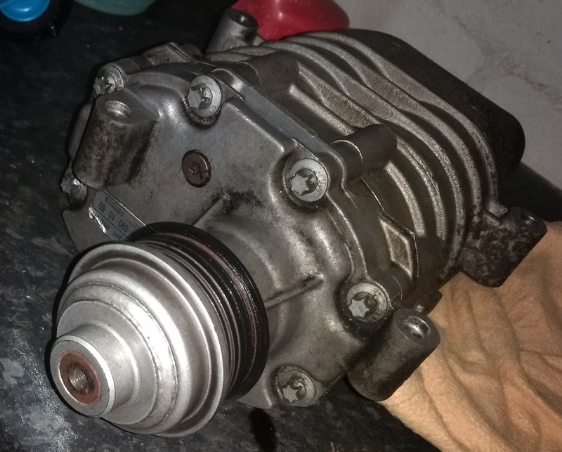 Eaton M45 Rebuild Pain!! - Mercedes Benz SLK Forum