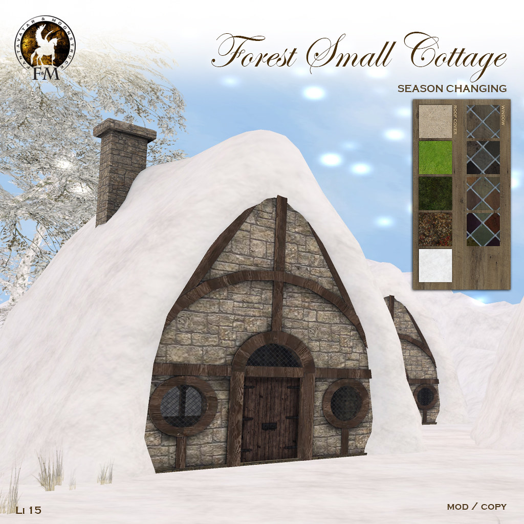 F&M * Forest Small Cottage