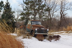 1954 Chevrolet 3600 Pick-Up