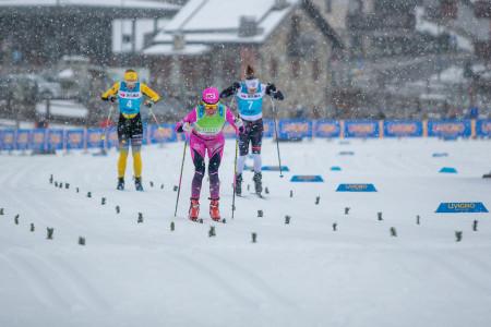 Smutná doběhla v prologu Ski Classics na čtvrtém místě