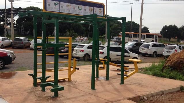 Administração do Guará instala novos multiexercitadores