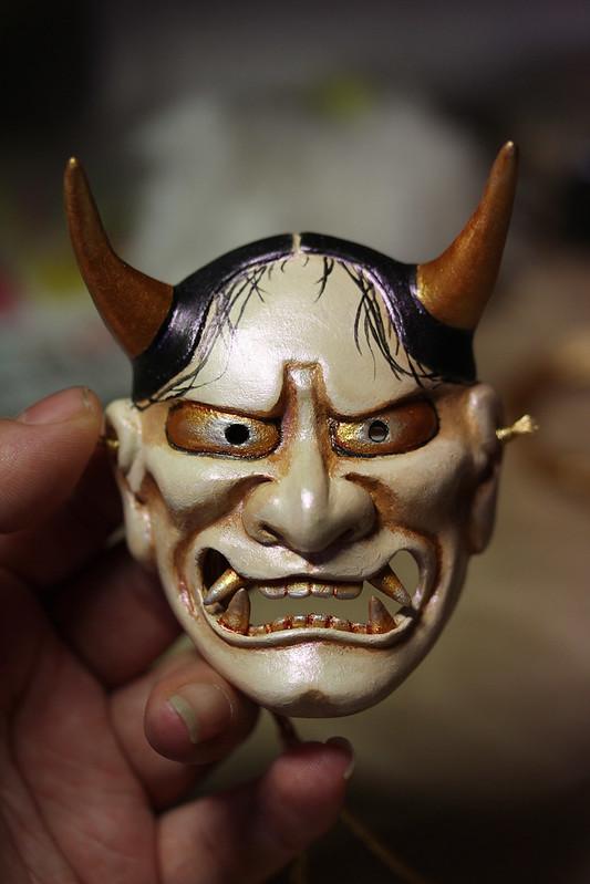 Masque d'Oni (p.7) - Page 6 46181711124_3fa5470840_c
