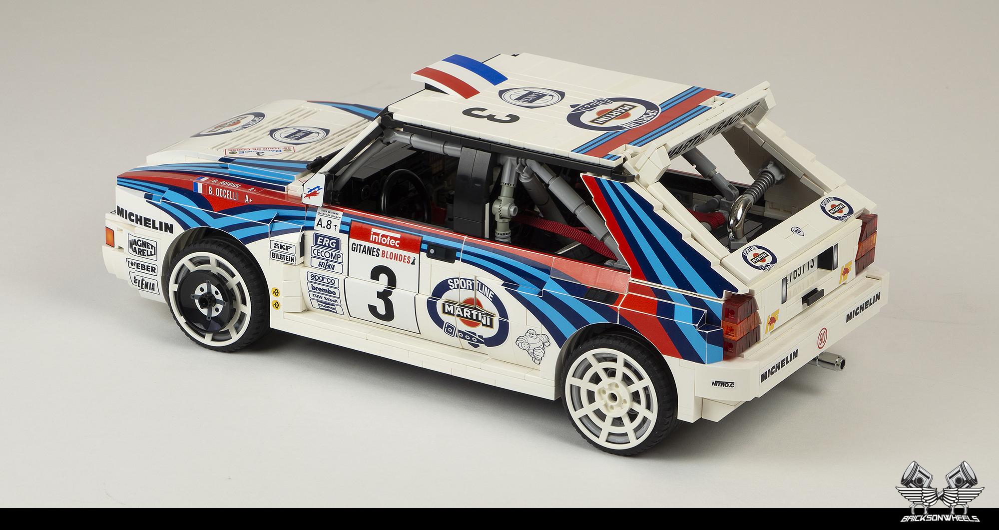 Lancia Delta HF Integrale EVO - 1992 Tour de Corse
