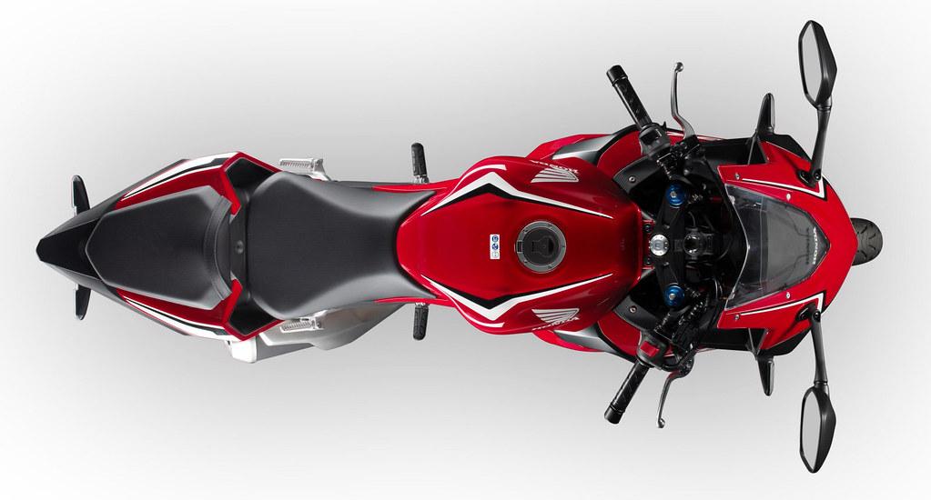 Honda CBR 500 R 2019 - 6
