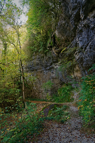 Cascade de Pisse-Vache - Bugey - Ain