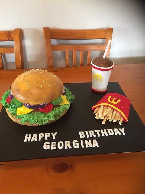 Cake by Bronwyn Johnson