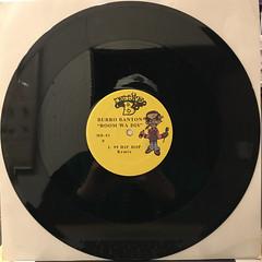 BURRO BANTON:BOOM WA DIS(RECORD SIDE-B)
