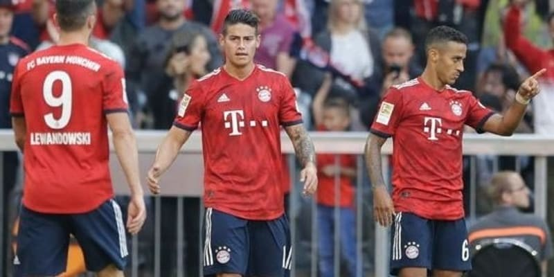 Bayern underdog pertama kali dalam waktu yang lama