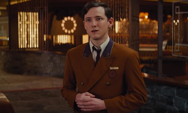 Lewis Pullman Bad TImes at El Royale