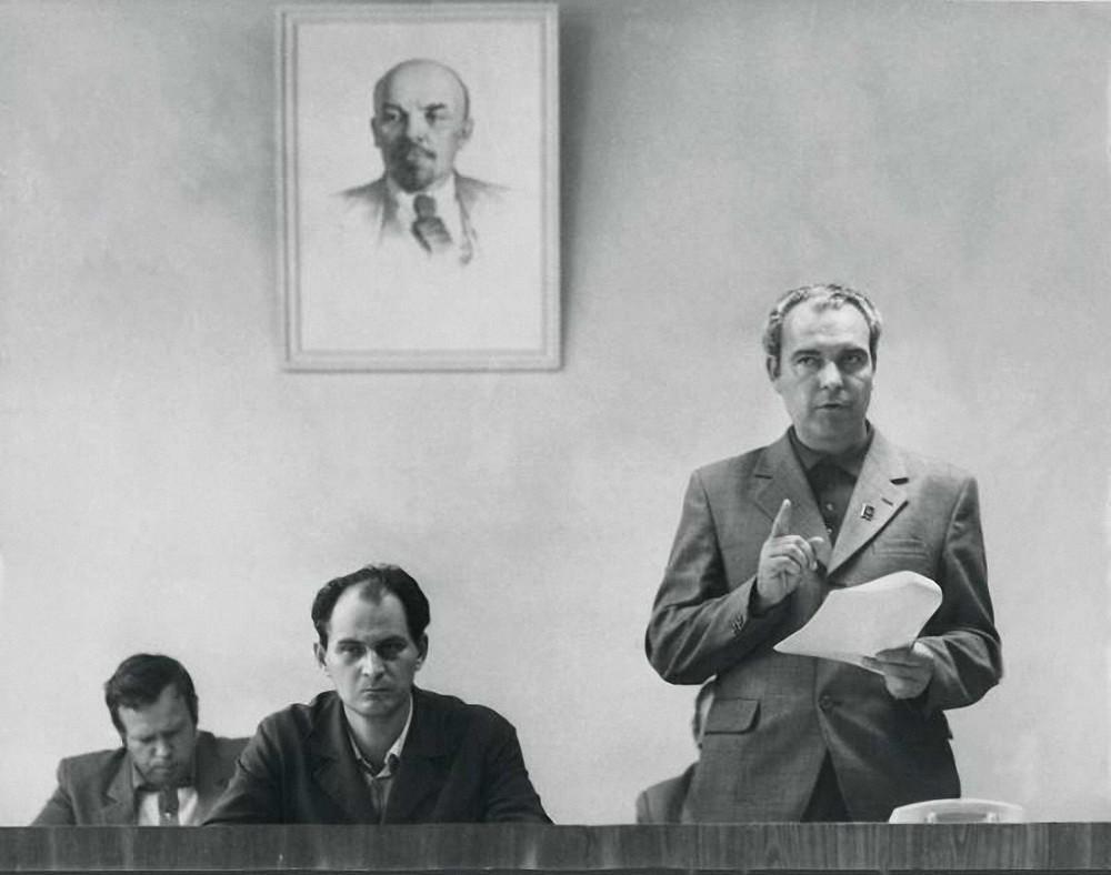 Лица Советской эпохи. Часть 363. 1970-е на снимках Дмитрия Воздвиженского