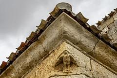 Iglasia de Valdeolmillos, capilla norte