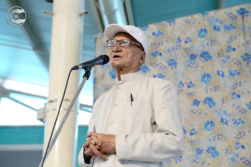Roshan Minar Saint, Amrik Singh, expresses his views