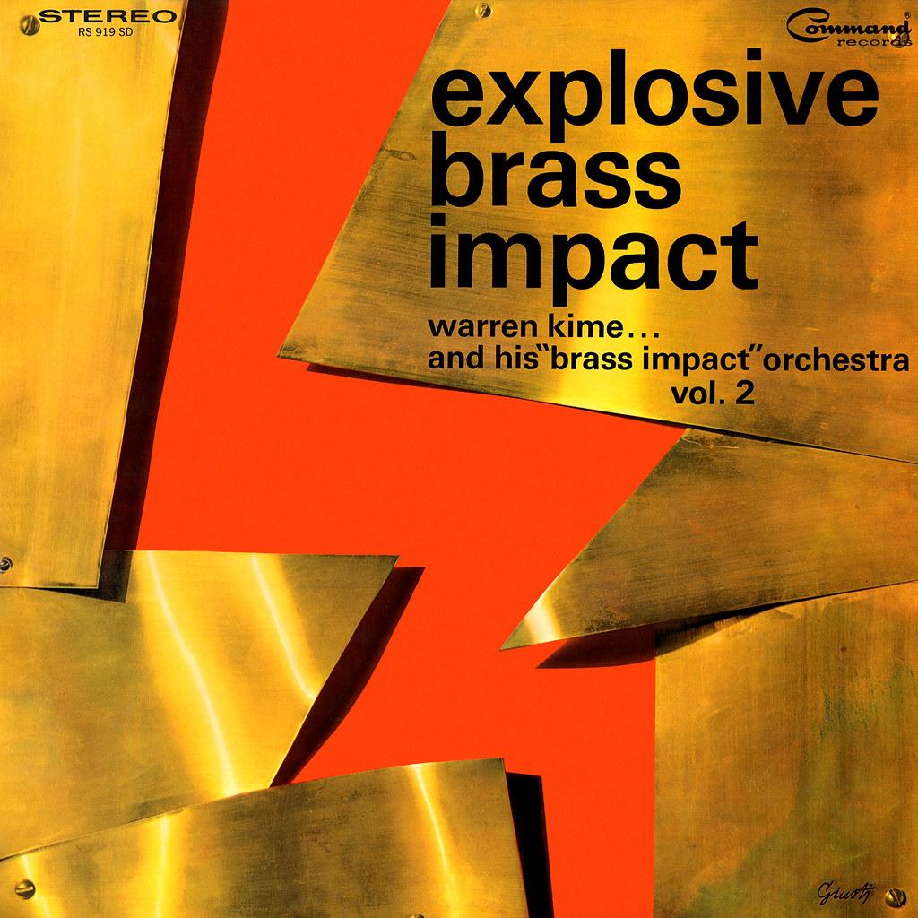 Warren Kime - Explosive Brass Impact