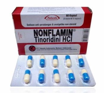 NONFLAMIN 50MG CAP