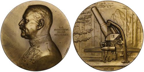 Big Bertha Medal