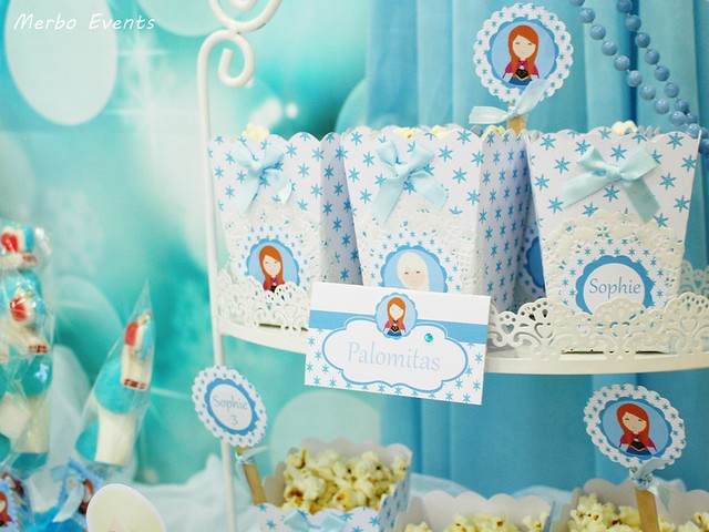 frozen party merbo events