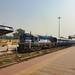 Afternoon train to Gorakhpur at Narkatiaganj Jn.