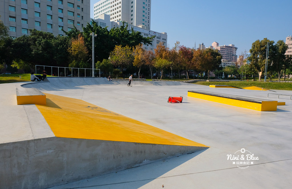 台中北區中正公園滑板場.台中公園23