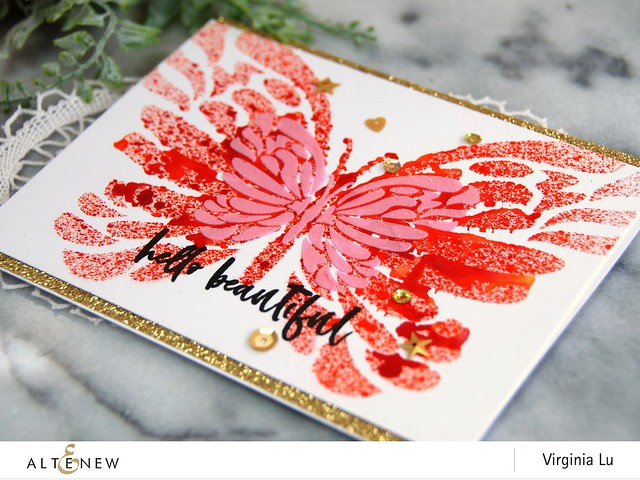 Altenew-FlowingButterflyStencil&InkBundle-Virginia#2