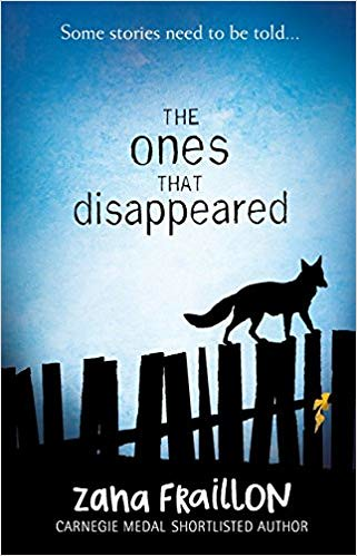 Zana Fraillon, The ones that disappeared
