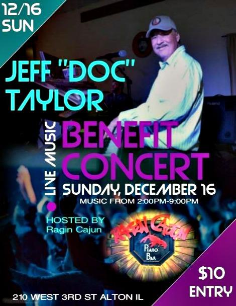 Jeff Taylor Benefit 12-16-18