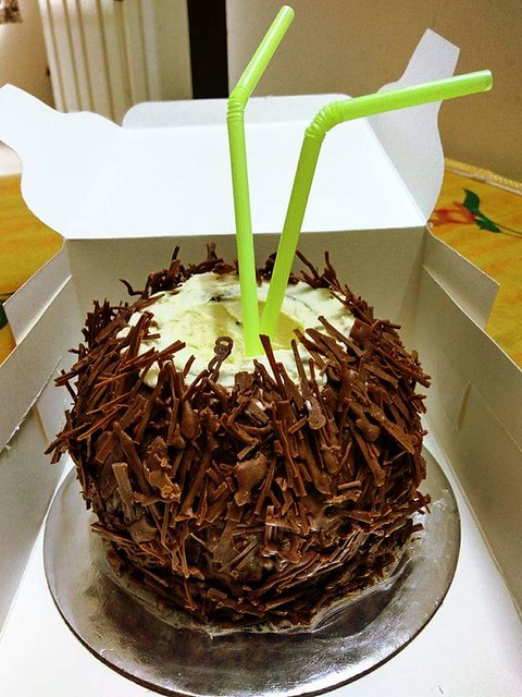 Cake by Dhanya Soman of Chocolicious