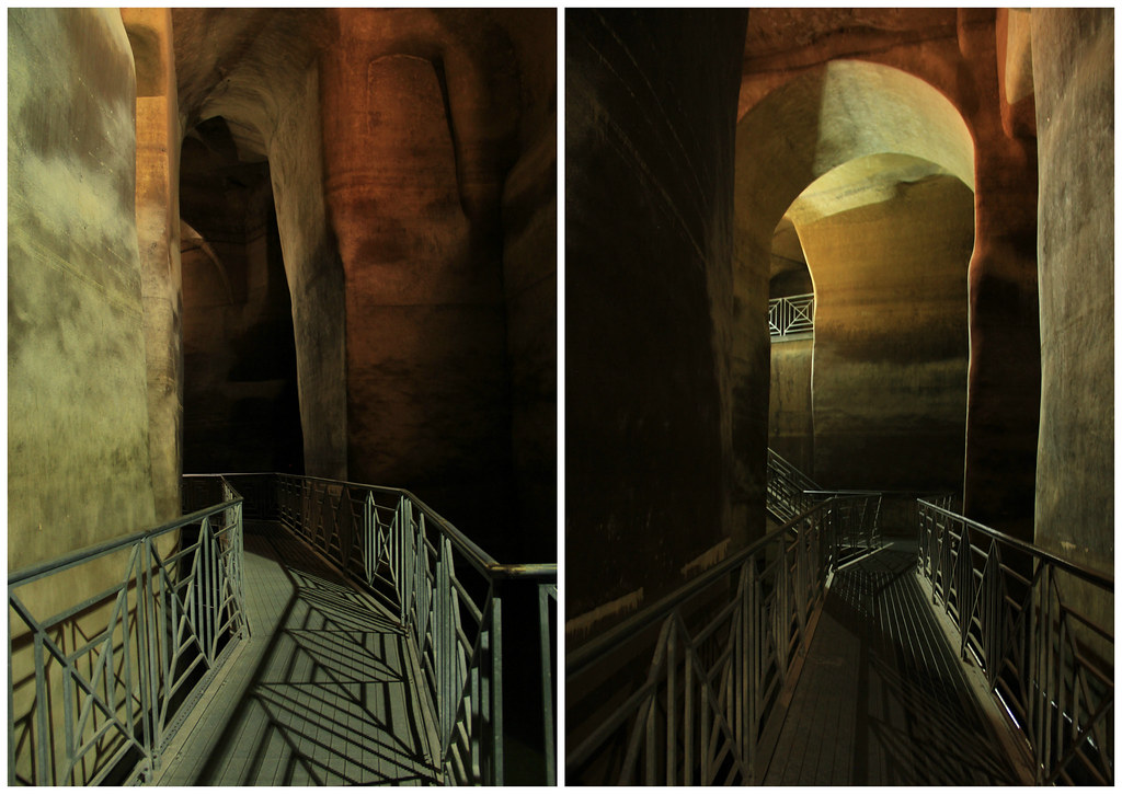 Palombaro Lungo, Matera's underground water cistern