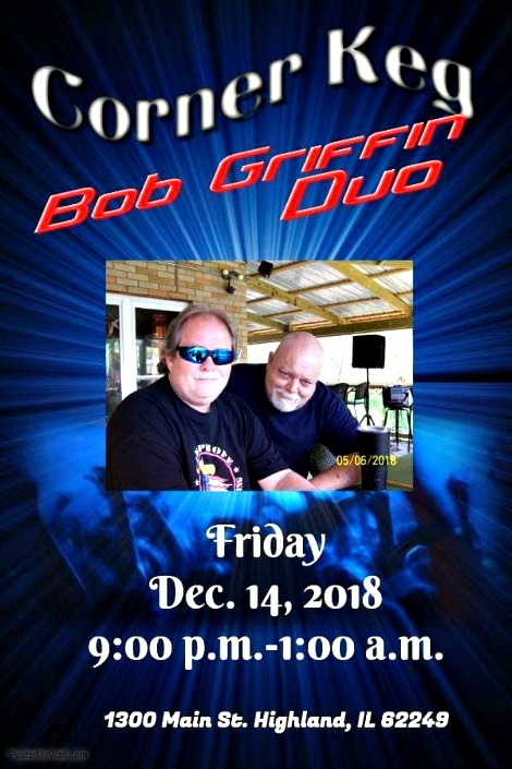 Bob Griffin Duo 12-14-18