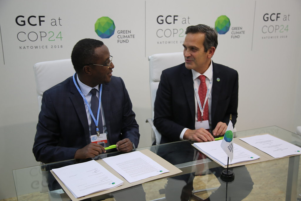 Rwanda and Green Climate Fund Sign Funding Agreement on Major Climate Resilience Investment