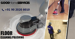 Get Professional Floor Cleaning/Polishing Services in Delhi NCR