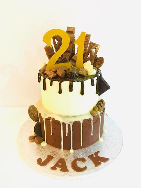 Cake by Georgia's Cakes & Bakes