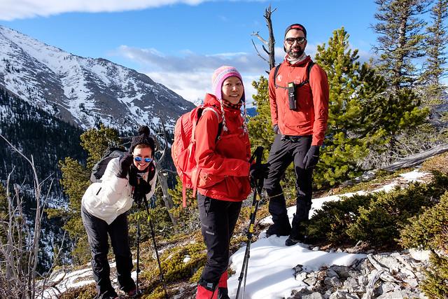 Scrambles - Mt. Baldy - Jan 2019-1