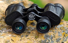 Outdoor binocular photos