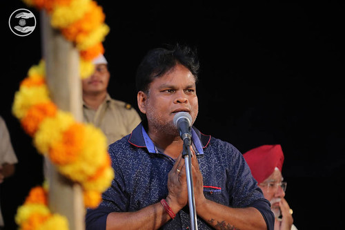 Devotional song by Ajay Kumar from Delhi