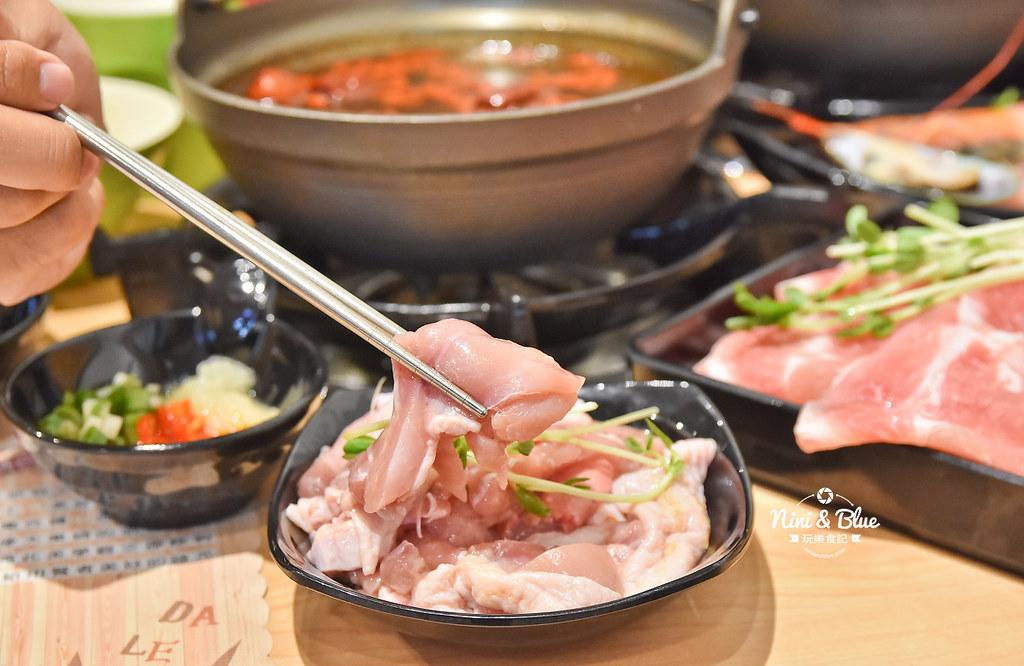 台中火鍋推薦 大樂鍋 海陸鍋 燒酒雞 麻辣17