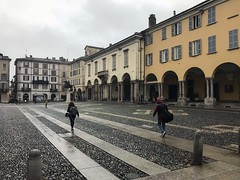 Pavia in autunno