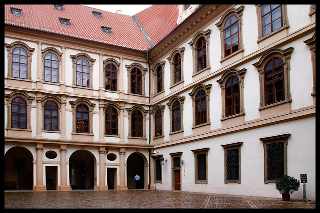 Greetings from Prague. Wallenstein, Canon EOS 80D, Sigma 18-200mm f/3.5-6.3 DC OS HSM [II]
