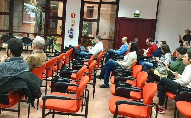 14_12_2018 Seminario eMadrid sobre «Tendencias en tecnología educativa»