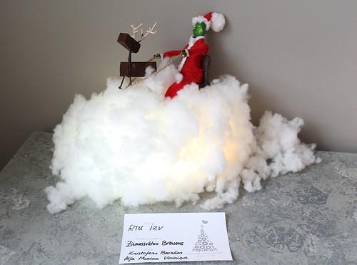 Atklātais Ziemassvētku elektronisko dekoru konkurss