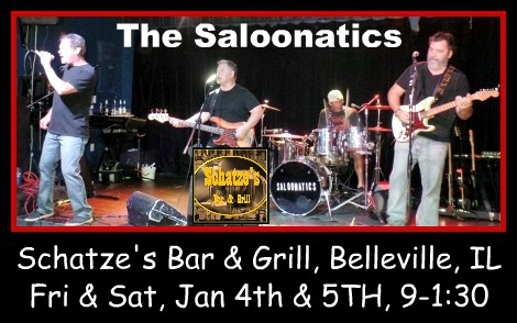 The Saloonatics 1-4, 1-5-19
