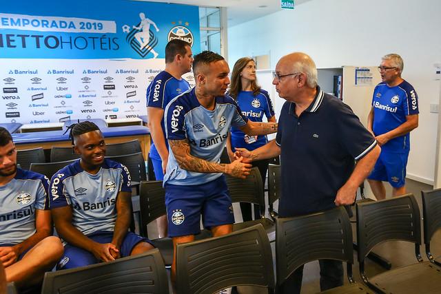Reapresentação Grêmio 2019
