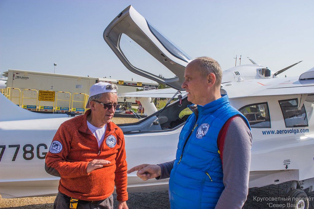 Олег Юрьевич и Владимир Владимирович